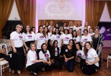 Programa Vera Rosa - Festa de 01 ano do Clube Mulheres de Sucesso