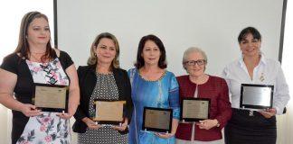 """Entrega do Prêmio """"Mulheres que Edificam"""" movimenta São José dos Pinhais"""