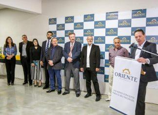 Lançamento do Oriente Workplace é sucesso em São José dos Pinhais