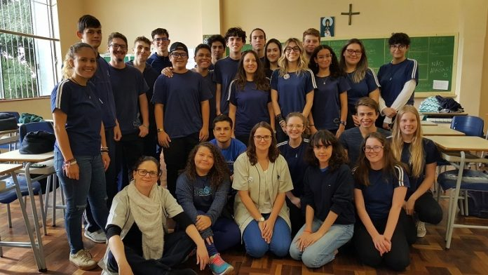 Trabalhos do Colégio Sion Curitiba estão entre os finalistas de concurso do Museu do Holocausto